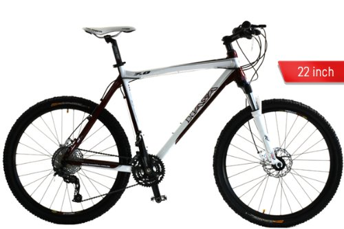 2012-HASA-Mountain-Bike-Shimano-SLX-30-Speed-22-Inch-0