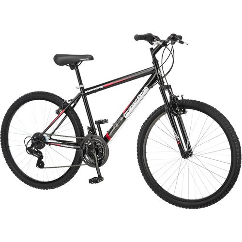 26-wheel-Roadmaster-Granite-Peak-Mens-Mountain-Bike-Black-0-0
