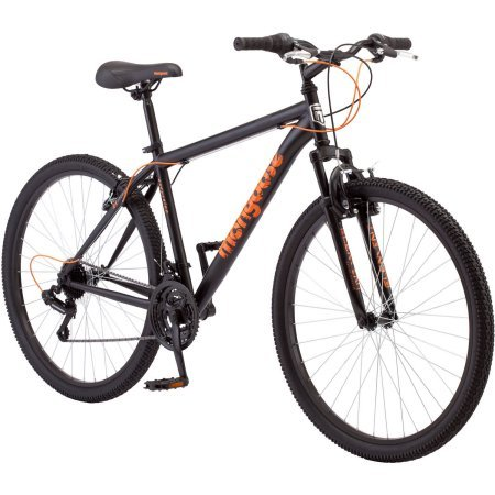 275-Mongoose-Excursion-Mens-Mountain-Bike-BlackOrange-0