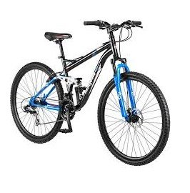 29-Mongoose-Ledge-31-Mens-Mountain-Bike-BlackBlue-0