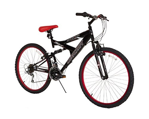 Dynacraft-Mens-26-21-Speed-Equator-Bike-18One-Size-BlackRed-0