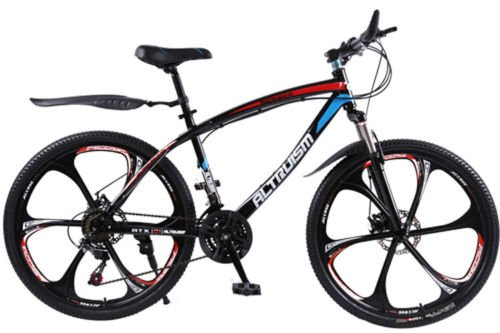 Hot-Sales-Altruism-Xirui-Q101-Mountain-Bike-24-Speed-26-Inch-Folding-Bicycle-Black-0
