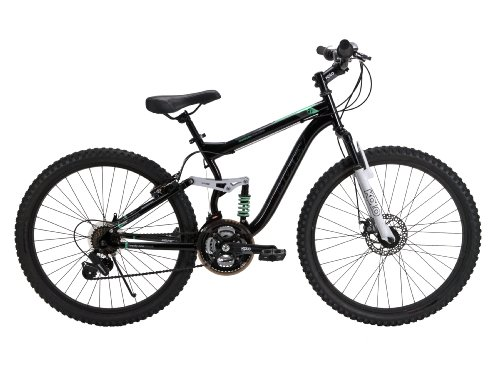 Huffy-26-Inch-Ladies-DS-7-Dual-Suspension-Bike-Black-0
