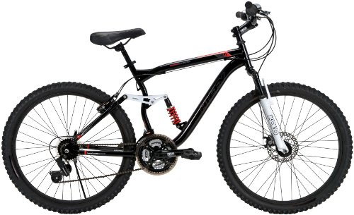 Huffy-26-Inch-Mens-DS-7-Dual-Suspension-Bike-Black-0