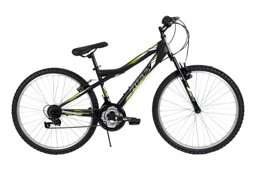Huffy-Bicycle-Company-Mens-26344-Tundra-Bike-Matte-Black-26-Inch-0