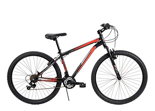 Huffy-Bicycle-Company-Mens-Number-26345-Ravine-Bike-275-Inch-Matte-Black-0