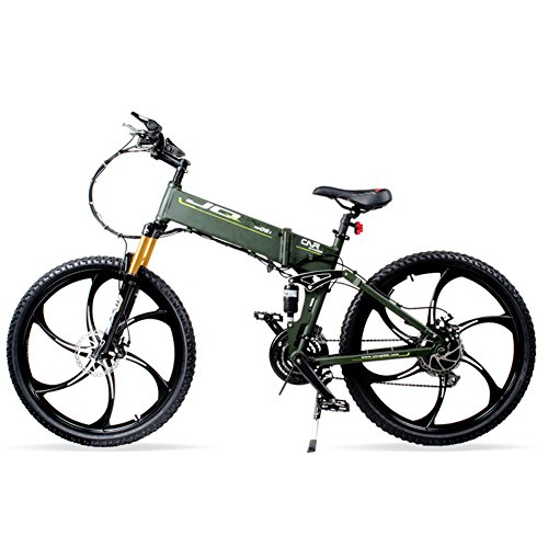 JQ-27-Speed-Pedal-assist-Smart-Lithium-Battery-Electric-Motor-Mountain-BicycleFolding-mopedIntegrated-wheel-0