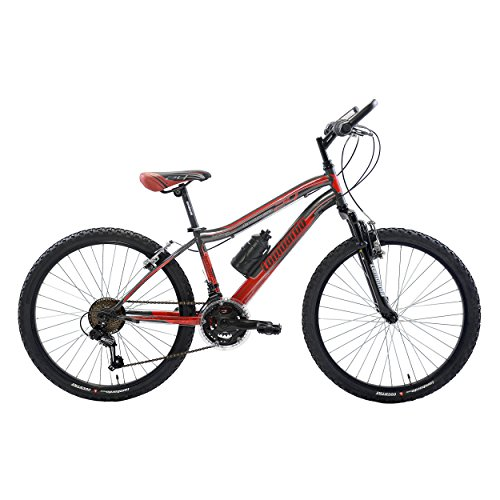 Lombardo-Tropea-Mountain-Bike-24-inch-whees-135-inch-Frame-Mens-Bike-AnthraciteRed-99-Assembled-0