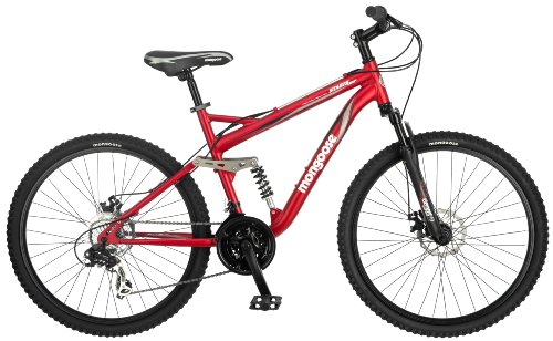 Mongoose-Stasis-Comp-26-Inch-Full-Suspension-Mountain-Bicycle-Matte-Red-18-Inch-Frame-0