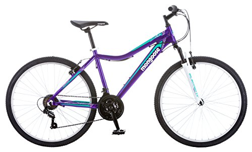 Mongoose-Womens-Silva-Bicycle-with-26-Wheels-Purple-16Small-0