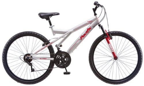 Pacific-Mens-Exploit-Mountain-Bike-Silver-26-Inch-0