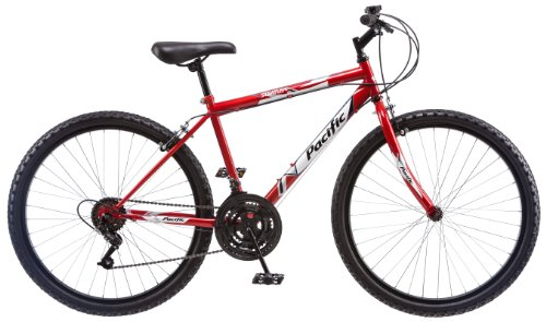 Pacific-Mens-Stratus-Mountain-Bike-Red-26-Inch-0