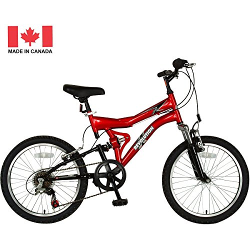 Revolution-Reactor-Dual-Suspension-Mountain-Bike-Red-20-Inch-0