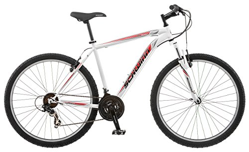 Schwinn-High-Timber-Mens-Mountain-Bike-White-275-Inch-0
