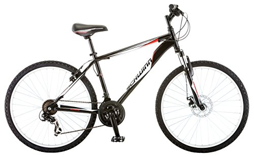 Schwinn-Mens-High-Plains-Mountain-Bike-Black-18Medium-0
