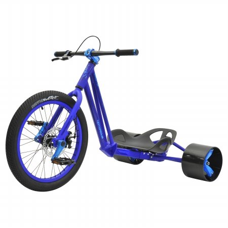 Triad-71033-Notorious-2-Drift-Trike-Blue-Blue-0