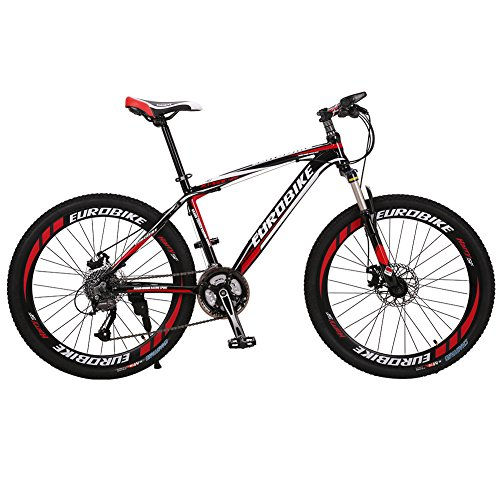 Cyrusher-GTR-Red-Aluminium-Frame-17-275-Hardtail-Mountain-Bike-M370-27-Speeds-Mechanical-Disc-Brake-0