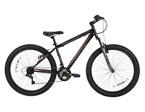 Huffy-Bicycle-Company-Mens-Tyrant-30-Mountain-Bike-Gloss-Pure-Black-26Medium-0