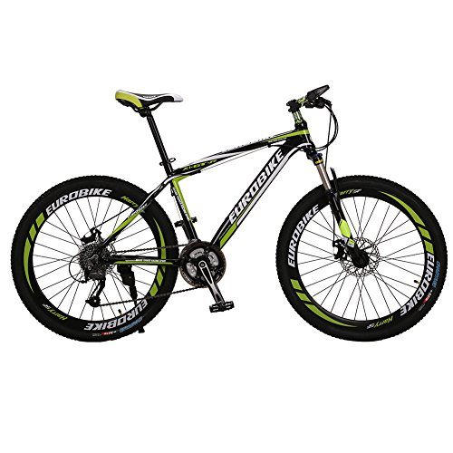 New-X1-GTR-Black-Yellow-275-in-Disc-Brake-Mans-Mountain-Bike-Shimao-27-Speeds-Hardtail-Mountain-Bicycles-0