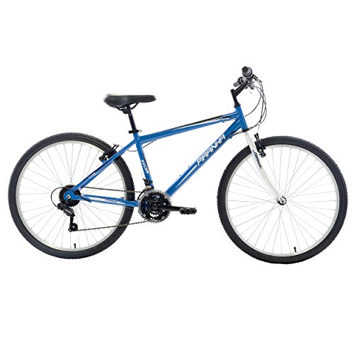 Piranha-21-Speed-Rigid-MTB-26-inch-wheels-16-inch-frame-Mens-Bike-Blue-0