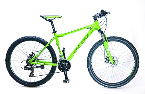 17-Sundeal-M1-26-Hardtail-Mountain-Bike-Disc-Shimano-3-x-7-MSRP-349-Green-NEW-0