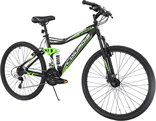 Columbia-Everest-Mens-Dual-Suspension-21-speed-Mountain-Bike-0