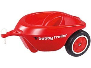 Big-Toys-Big-56280-Big-Bobby-Trailer-Red-0