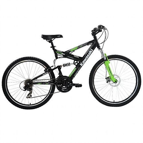 Kawasaki-DX-26-Full-Suspension-Bicycle-0