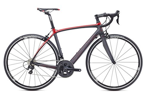 Kestrel-Legend-Shimano-105-Road-Bike-XX-Large62-cm-Satin-Carbongloss-Brick-Red-0