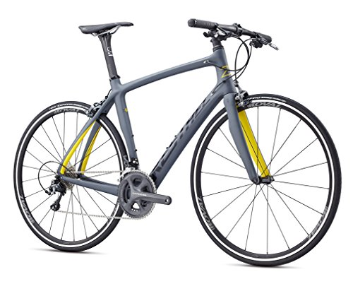 Kestrel-RT-1000-Flat-Bar-Shimano-Ultegra-Fitness-Road-Bike-XX-Large62-cm-Dark-Graygloss-Black-0