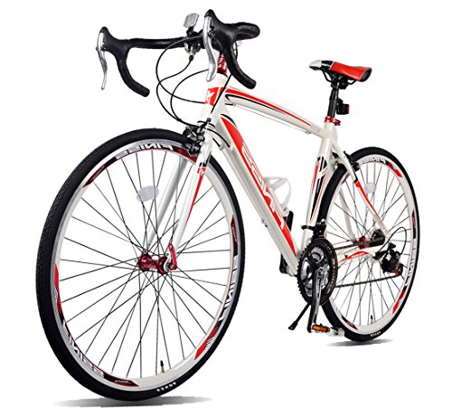 Merax-Finiss-Aluminum-21-Speed-700C-Road-Bike-Racing-Bicycle-Shimano-0
