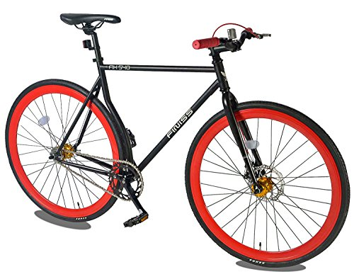 Merax-Single-Speed-Road-Bike-Fixed-Gear-Bike-with-Disc-Brake-0