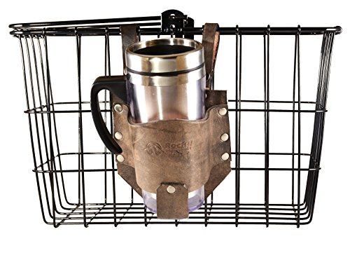 Rocky-Mountain-Holster-Leather-Cup-Holder-For-Bikes-Distressed-Brown-Grey-0