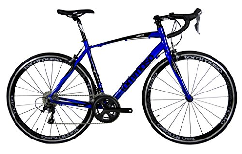 Tommaso-Monza-Lightweight-Aluminum-Road-Bike-Blue-Medium-0