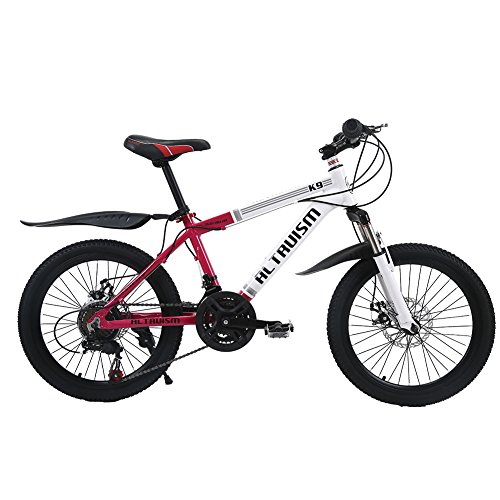 Altruism-K9-Kids-Mountain-Bicycle-Aluminum-Bikes-Bicycles-purple-21-speed-20-inch-0