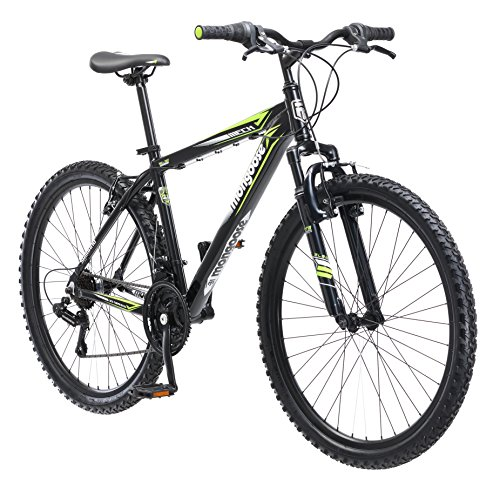 Mongoose-Mens-Mech-Mountain-Bicycle-18Medium-Black-0