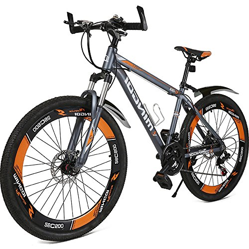 Mountain-Bike-MINGDI-26-MTB-24-Speed-Bicycle-with-Disc-Brakes-26INCH-0