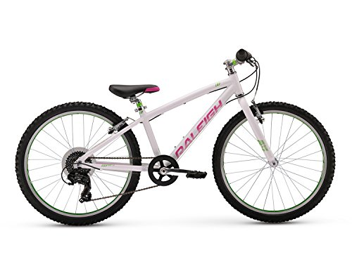 Raleigh-Bikes-Girls-Lily-24-Mountain-Bike-24One-Size-White-0