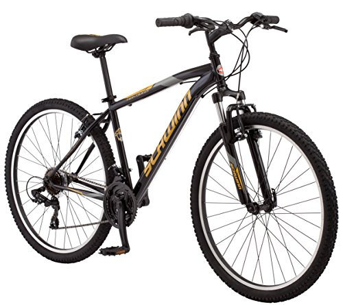 Schwinn-Mens-High-Timber-Mountain-Bicycle-18Medium-Black-0