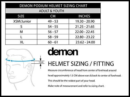 Demon-Podium-Full-Face-Mountain-Bike-Helmet-Black-L-0-0