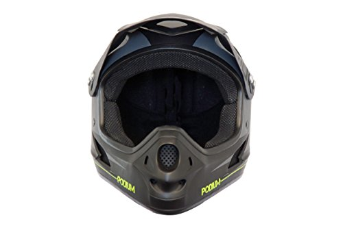 Demon-Podium-Full-Face-Mountain-Bike-Helmet-Black-L-0-1