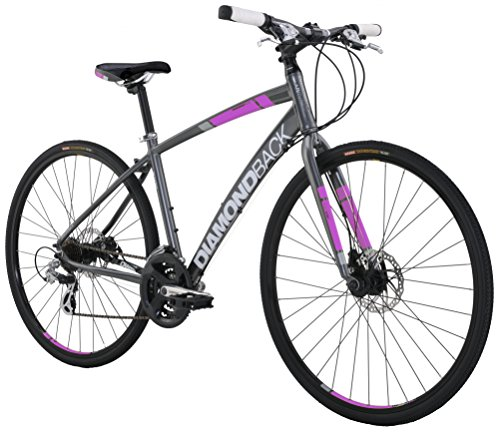 Diamondback-Bicycles-Womens-Clarity-2-Complete-Performance-Hybrid-Bike-0