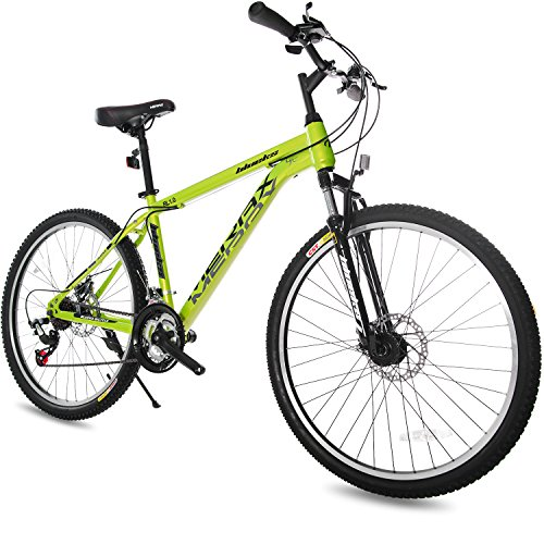 Merax-26-Dual-Disc-Brakes-21-Speed-Hardtail-Mountain-Bike-Green-0