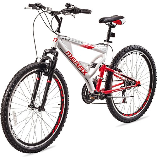 Merax-Falcon-Dual-Suspension-21-Speed-Mountain-Bike-26-inch-0