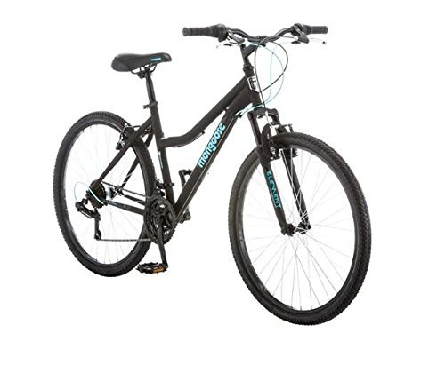 Mongoose-26-inch-Excursion-Durable-Steel-Frame-Ladies-Mountain-Bike-with-Shimano-Rear-Derailleur-BlackTeal-0