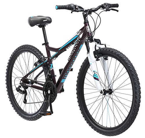 Mongoose-Womens-Silva-Mountain-Bicycle-26-Wheel-16Small-Frame-Size-0