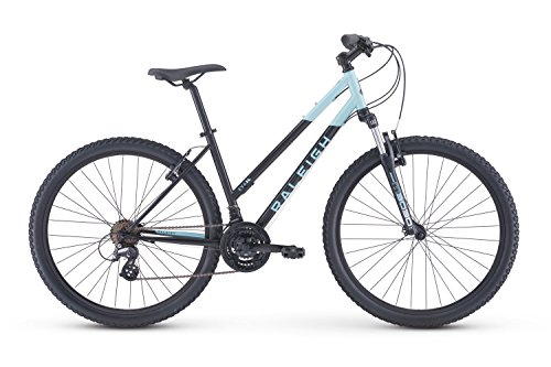 Raleigh-Bikes-Eva-1-Womens-Recreational-Mountain-Bike-13-Frame-Black-0