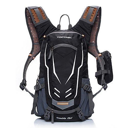 TOPTREK-Cycling-Backpack-Waterproof-for-Men-and-Women-MountainRoadStreet-Bike-Hydration-Bladder-Bike-Packs-with-Rain-Cover-0