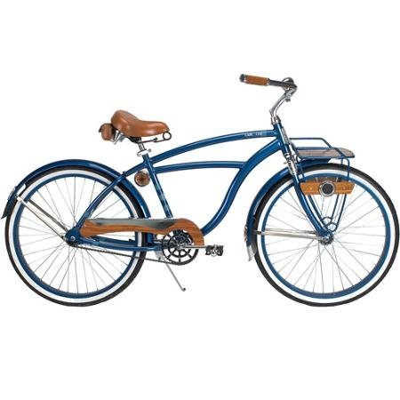 26-Huffy-Cape-Cod-Mens-Cruiser-Bike-Metallic-Blue-0
