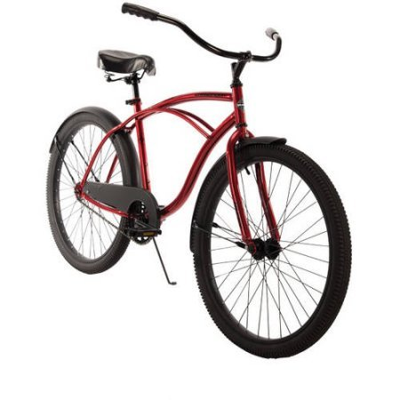 26-Inch-Huffy-Mens-Cranbrook-Cruiser-Bike-Red-0